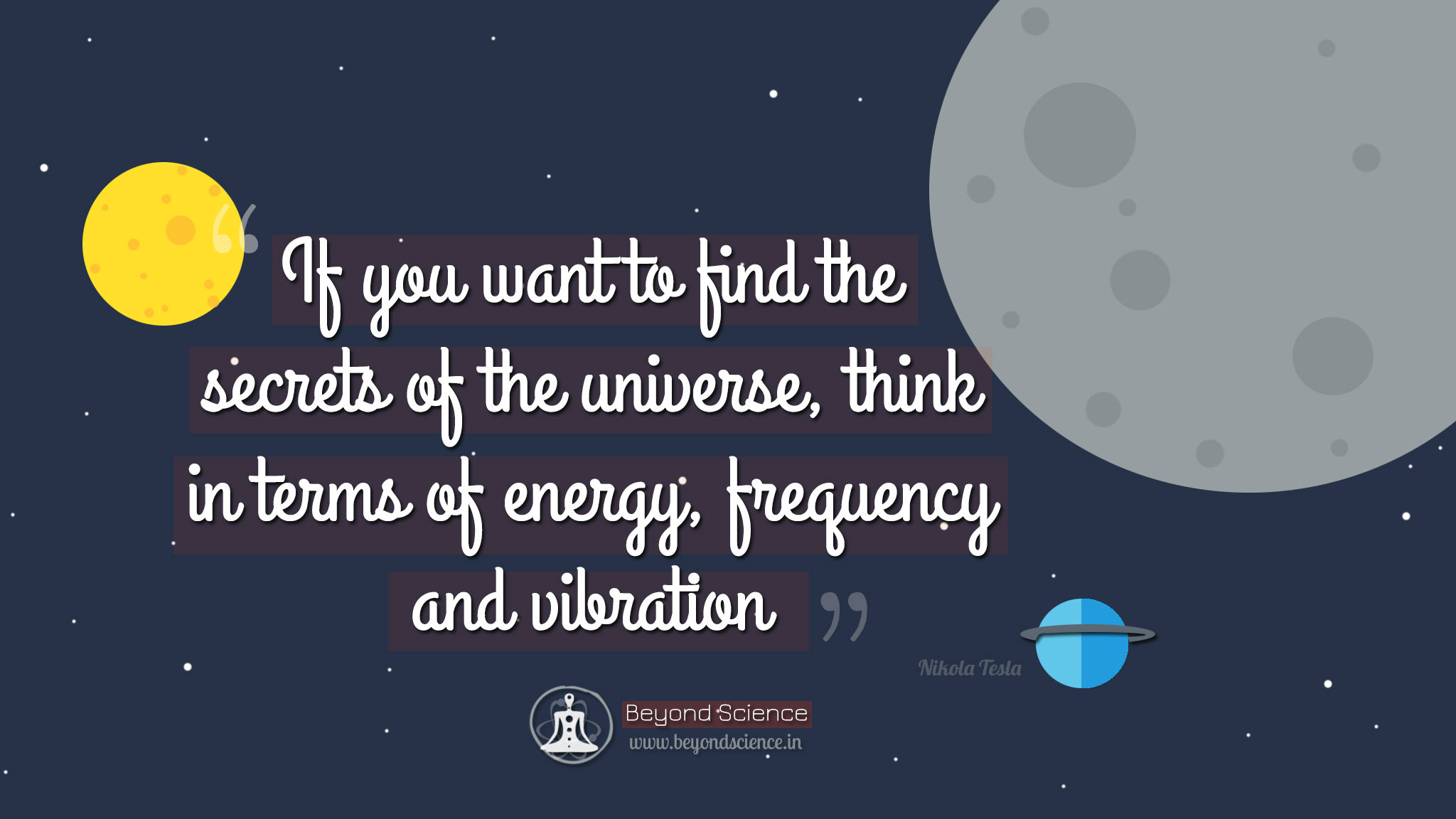 frequency and vibration quotes